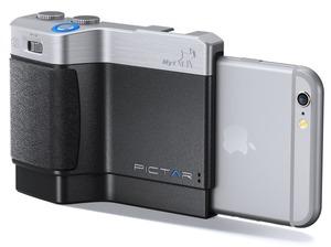Pictar - ciekawy pomysł na fotograficzny uchwyt dla iPhone