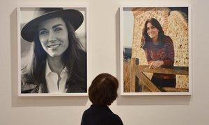 Kate Middleton jako ikona sztuki współczesnej, czyli kontrowersje wokół zdjęć
