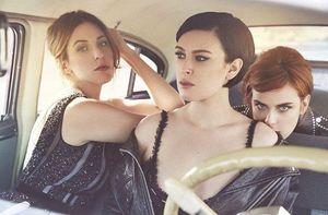 Rumer Willis oskarża fotografów o nadużycie retuszu