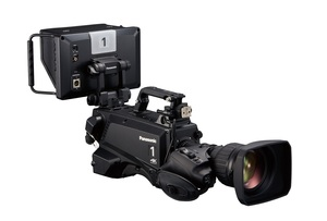 Kamery studyjne Panasonic