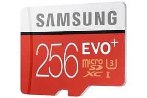 Karta pamięci Samsung microSD EVO Plus 256 GB