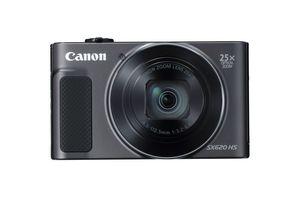 Canon PowerShot SX620 HS - nowy kompaktowy superzoom