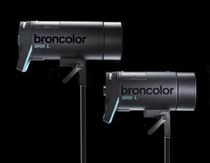 Broncolor Siros L - kompaktowa lampa błyskowa