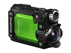 Olympus TG-Tracker - kamera sportowa z serii Olympus TOUGH