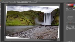 Funkcja Content-Aware Crop w nowej wersji Adobe Photoshop CC