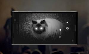 Lumigon T3 - telefon z nocną kamerą