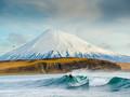 W życiu nie ma skrótów do szczęścia - surfing po zimnych wodach w obiektywie Chrisa Burkarda