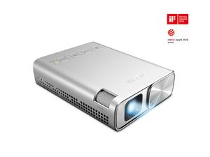 Mini-projektor ASUS ZenBeam E1 inspirowany filozofią Zen waży 307 gram