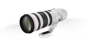 Obiektyw Canon EF 200-400 mm f/4L IS USM Extender 1.4x od środka