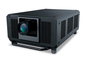 Projektor Panasonic PT-RQ32K wyświetla obraz o jasności 27000 lumenów