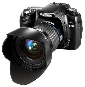 Samsung GX - 20 - bliźniak K20D