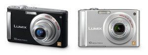 Lumix DMC-FS5 oraz DMC-FS20