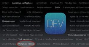 Format RAW dostępny dla iPhone w systemie iOS 10