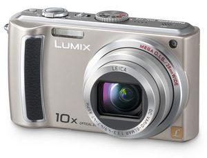 Panasonic Lumix TZ4 oraz TZ5 - z superzoomem