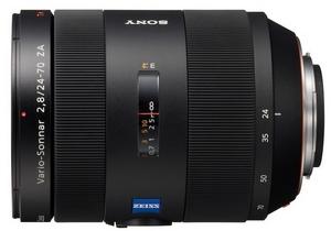 Dwa nowe obiektywy Sony - Sony 70-300mm oraz 24-70mm f/2.8