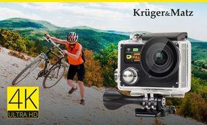 Kruger&Matz KM 198 - polska kamera sportowa 4K