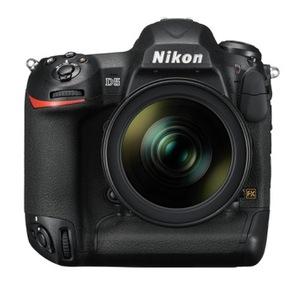 Nikon D5 - nowy firmware zwiększy wydajność aparatu