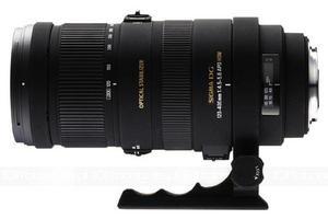 PMA 2008. Sigma APO 120-400mm f/4.5-5.6 DG OS HSM