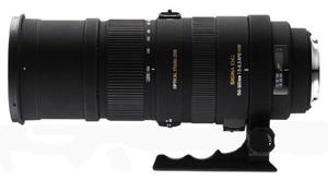 PMA -  2008. Sigma APO 150-500mm f/5-6.3 DG OS HSM- kolejny tele-zoom Sigmy.