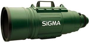 Sigma APO 200-500mm F2.8 EX DG -prawdziwe monstrum