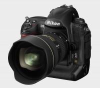 Nikon D3 i pełna klatka!