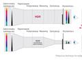Poszerzony zakres tonalny HDR  w telewizorach - czym jest wyjaśnia LG