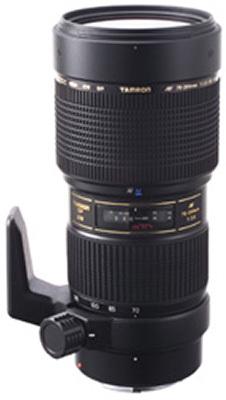 Tamron SP AF70 - 200mm - dla matryc pełnoklatkowych