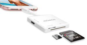 ADATA AI910 - uniwersalny czytnik kart pamięci