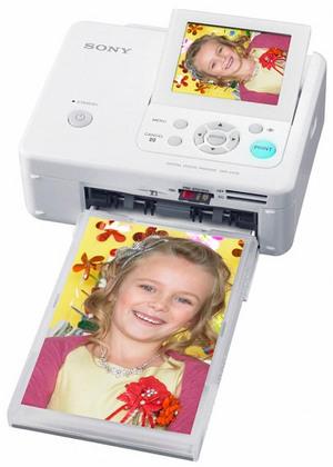 PMA 2008. Sony - nowe drukarki termosublimacyjne
