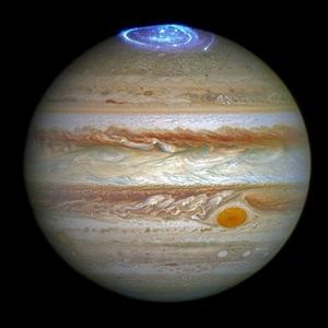 Sonda Juno już na orbicie Jowisza. NASA opublikowała zdjęcie