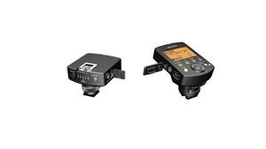 Radiowy system sterowania oświetleniem dla użytkowników sprzętu fotograficznego Sony serii A