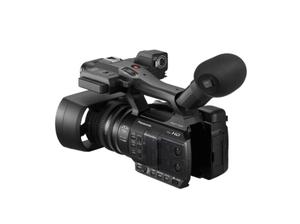 PanasonicAG-AC30  - nowa superlekka kamera ręczna
