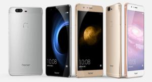 Honor 8 - telefon z aparatem z dwoma obiektywami i matrycą 12 megapikseli