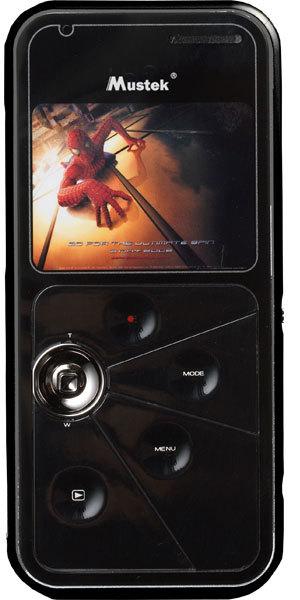 Mustek DV300T - telefon czy kamera?