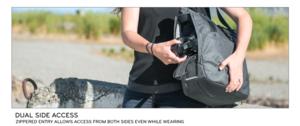 Torby i plecaki: już prawie 1,5 mln USD dla Peak Design na Kickstarterze