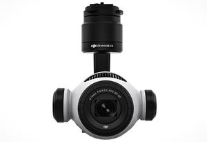 Zenmuse Z3 - pierwsza zintegrowana kamera z zoomem optycznym dla dronów DJI