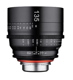 Samyang prezentuje obiektyw kinematograficzny XEEN 135mm T/2.2