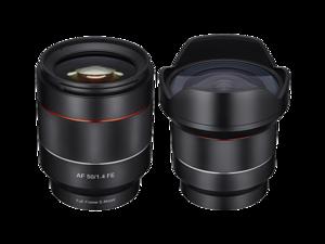 Samyang Optics ogłasza dostępność obiektywu AF 50/1.4 FE