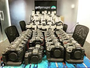 Zobaczcie jak wyglądają przygotowania fotoreporterów z Getty Images na Letnie Igrzyska Olimpijskie w Rio