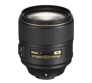 Nikkor AF-S 105 mm f/1.4E ED - Nikon dla fotografii portretowej