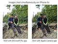 Microsoft Pix - jeszcze lepsze zdjęcia z iPhona