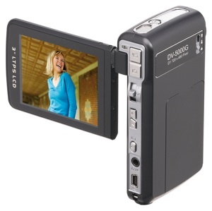 AgfaPhoto DV-5000G - kamera wideo i konsola do gier