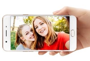 Oppo F1s - smartfon dla miłośników autoportretów
