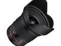 Samyang  20mm f/1.8 oraz wideo 20mm T/1.9 - manualne obiektywy do fotografowania wnętrz i krajobrazów