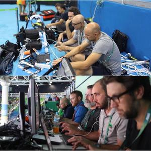 Zdjęcia z Olimpiady w Rio powstają, są edytowane i wysyłane w ciągu 120 sekund