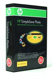 HP SimpleSave Photo