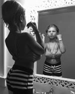 Cass Bird wygrywa walkę z Instagramem o publikację zdjęcia córki