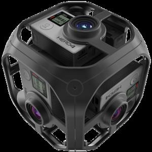 GoPro Omni - zestaw do nagrań w 360 stopniach od 17 sierpnia dostępny w sklepach