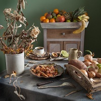 Literackie posiłki - ciekawy projekt francuskiego fotografa