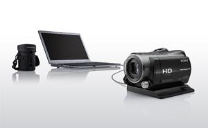 Nowy punkt widzenia - Nowe kamery cyfrowe Sony Handycam ®